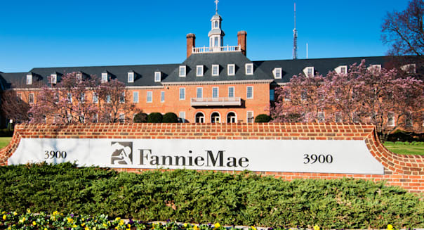 The Fannie Mae headquarters complex Building at 3900 Wisconsin avenue in Washington DC