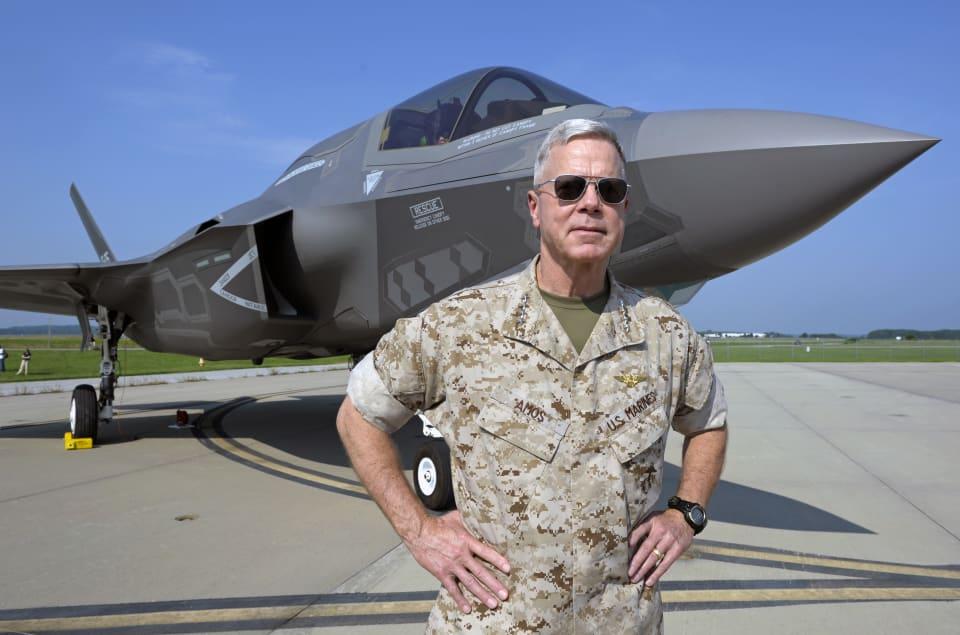 Marine Joint Strike Fighter