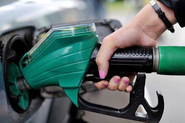 UK petrol prices at three-year low
