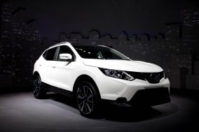 Nissan Qashqai wins top car award