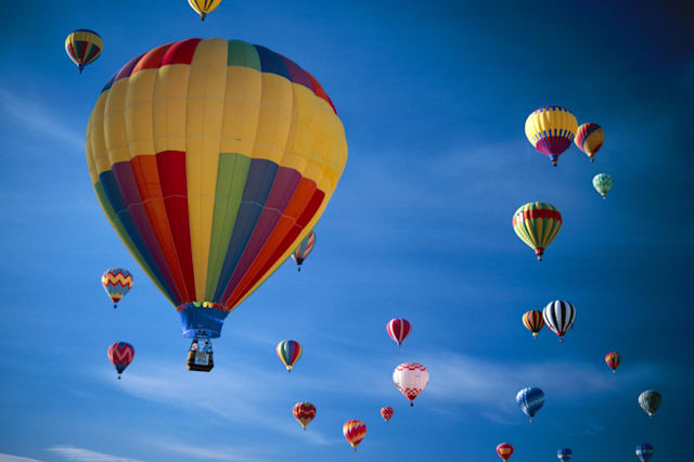 Collection:    Brand X Pictures (RF)Item number:    78393409Title:    Hot air balloonsLicense type:    Royalty-freeRelea