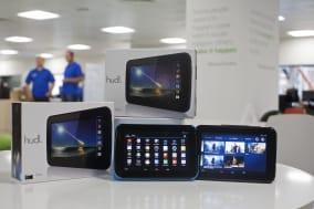 Tesco Plc Launches Hudl HD Tablet Personal Computer