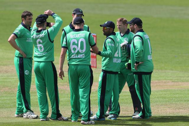 Ireland v New Zealand - One Day International Tri Nations Series - Malahide Cricket Club Ground