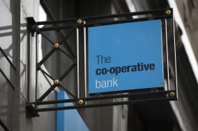 Co-Operative Bank Plc Branches And Logos As Bond Swap Vote Deadline Approaches