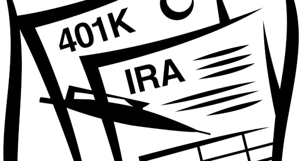 Retirement forms, IRA, 401K