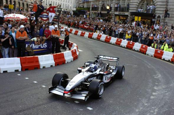 Formula One - London West End - 2004