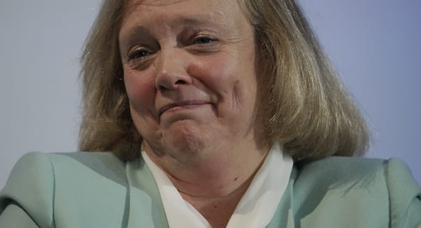 Hewlett Packard Meg Whitman