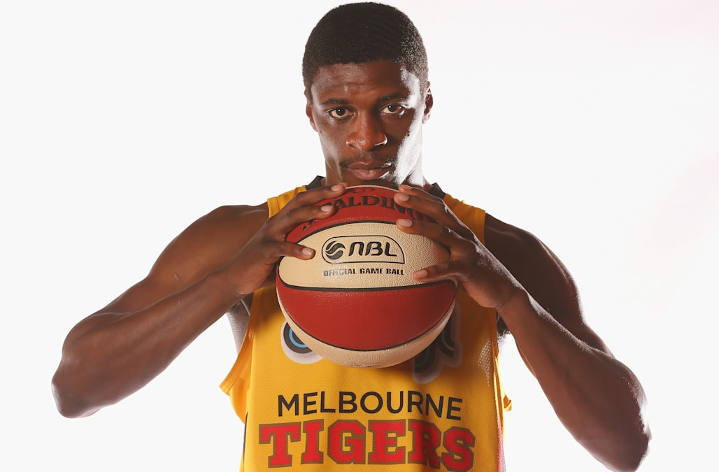 2012/13 NBL Portrait Session