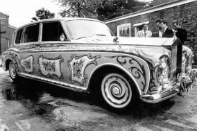 Transport - John Lennon's Psychedelic Rolls Royce - 1967