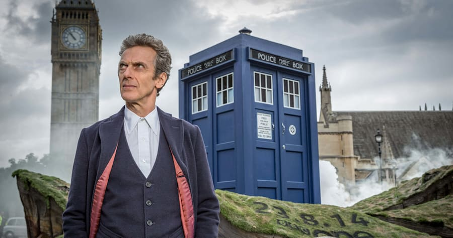 The new Doctor Who has just been revealed and it's a WOMAN