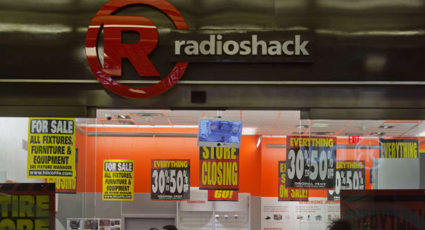 RadioShack To Sell Name Separately With $20 Million Opening Bid