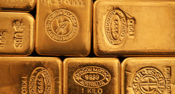 Factors affecting gold