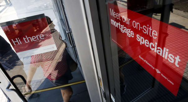 U.S. mortgage activity remains stuck in neutral