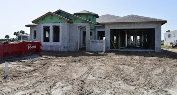 A Toll Brothers Inc. Development Ahead Of New Home Sales Data