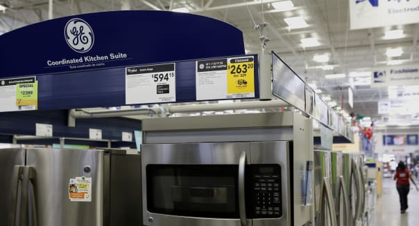 GE in Talks to Sell Home Appliance Business - Again