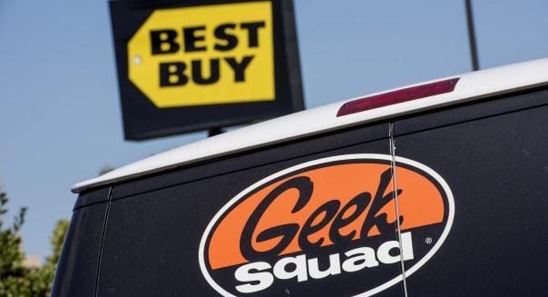 Inside A Best Buy Co. Store Ahead Of Earnings Figures