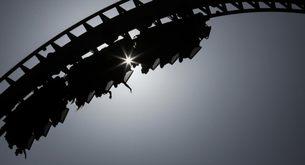 Inside Six Flags Magic Mountain Amusement Park Ahead Of Earnings Figures