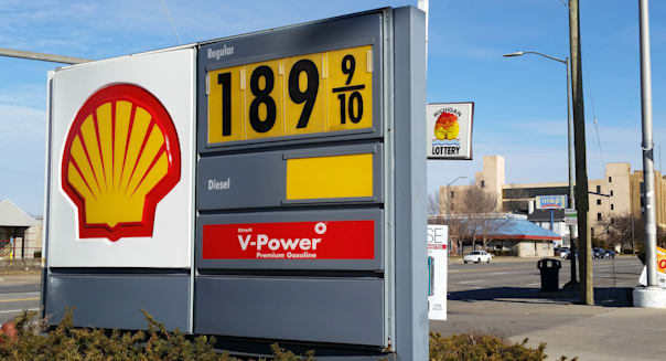 Gas Prices Michigan