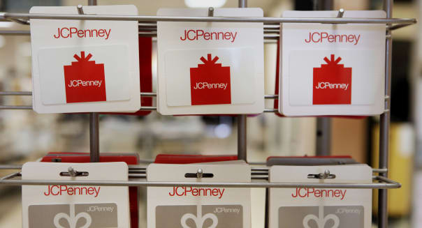 J.C. Penney Turnaround Faces Big Test with Home Goods Relaunch