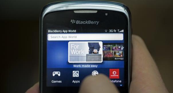 BlackBerry Smartphones And U.K. Headquarters As 4.7 Billion Buyout Looms
