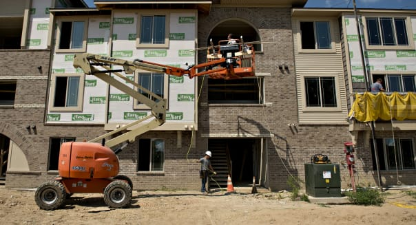 Housing Starts In U.S. restrained by Multifamily Properties