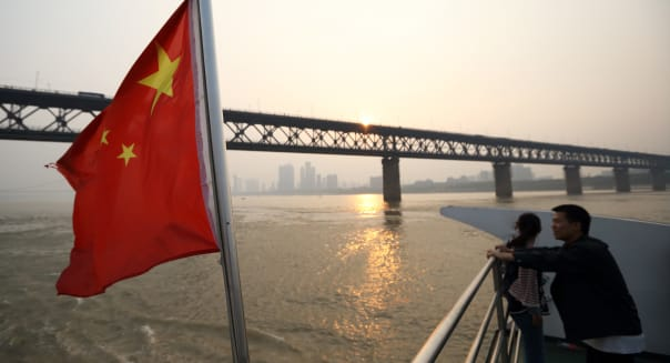 General City Scenes As China Urges Economic Policy Implementation to Spur Rebound