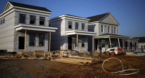Residential Construction Ahead Of Housing Starts Data