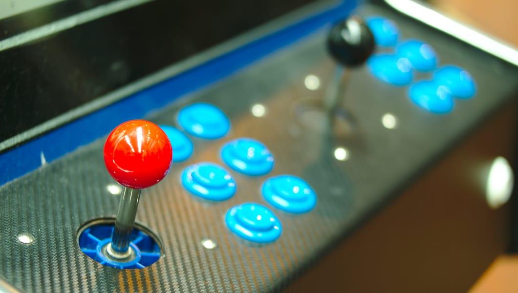 Old console joysticks.