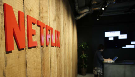 Netflix Inc. Japan President Greg Peters Interview