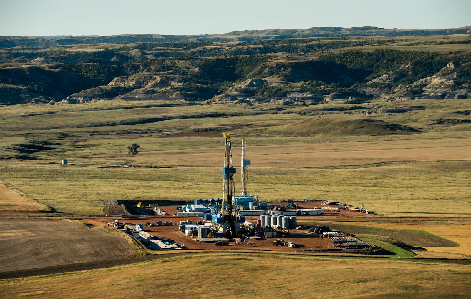 USA - Energy - North Dakota's Bakken Formation Oil Boom