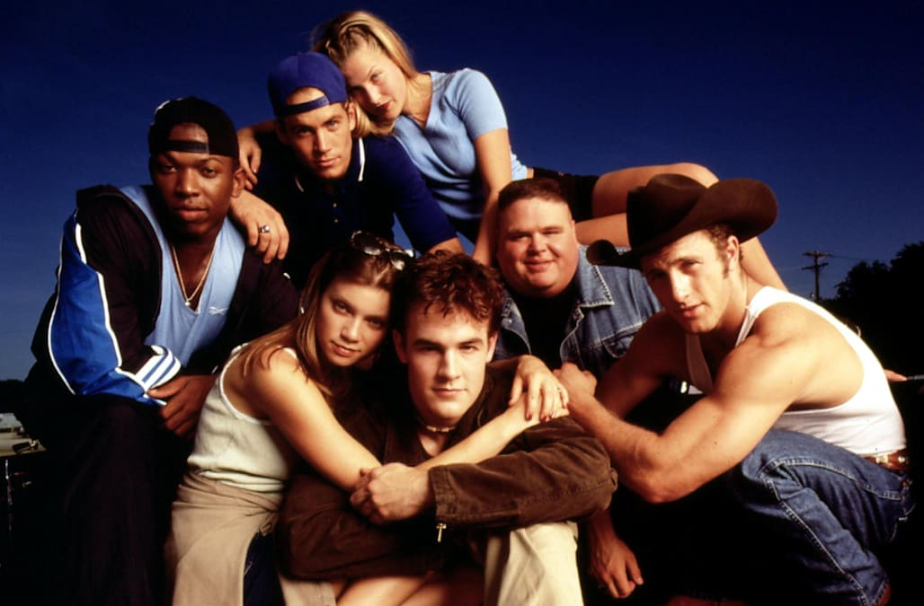 Varsity Blues  Varsity Blues  James Van Der Beek, Amy Smart, Eliel Swinton, Pail Walker, Ali Larter, Ron Lester, Scott Caan (im