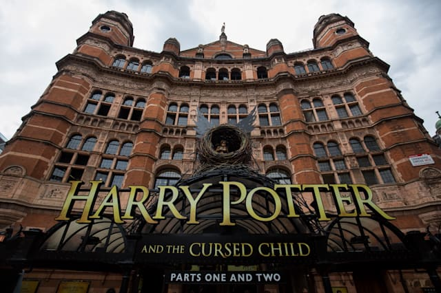 £140 Harry Potter tickets being resold for £8,300