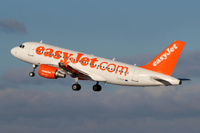 Security fears, weak pound hit Britain's easyJet