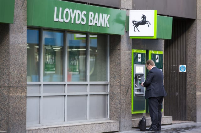 Lloyds Banking Group Plc Branches As U.K. Government Sells $987 Million Of Shares