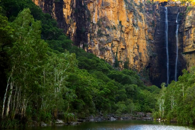 Kakadu National Park's Jim Jim falls