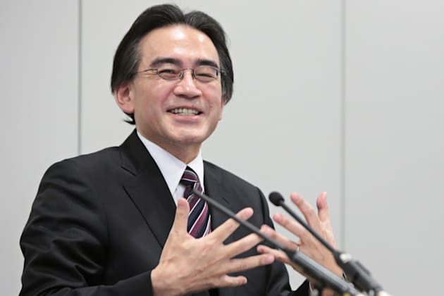 Nintendo President Satoru Iwata Earnings News Conference