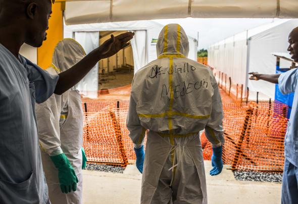 Ebola is incredibly