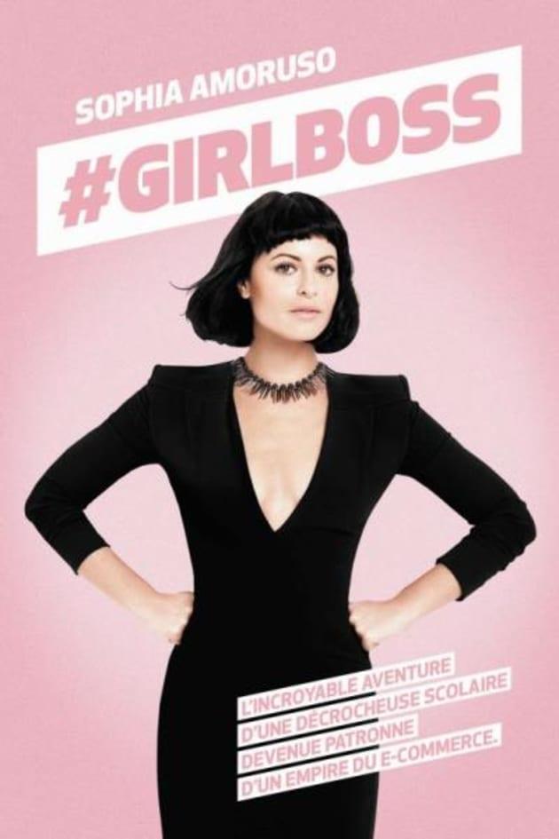 """En 2014, Sophia Amoruso publie son autobiographie """"#GirlBoss"""" qui a inspiré la série de"""