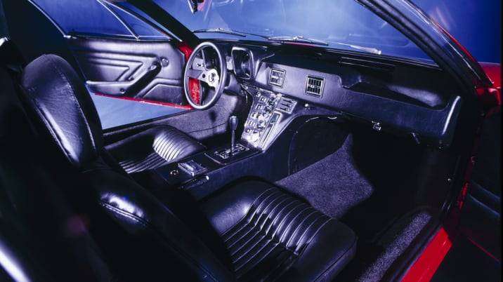 DeTomaso Pantera - Motor Trend Cover Shoot