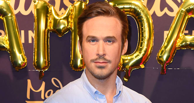 Ryan Gosling Wax Figure Unveiling At Madame Tussauds