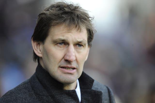 Soccer - Barclays Premier League - Fulham v Portsmouth - Craven Cottage