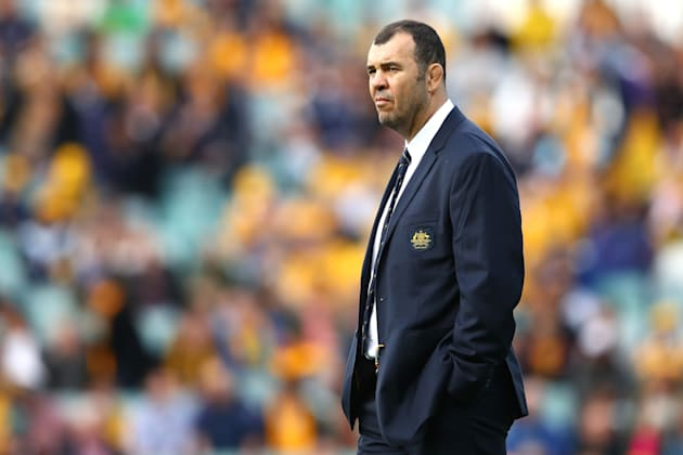 Jack Quigley has asked Wallabies coach Michael Cheika for 15 minutes with the team to tell them what...