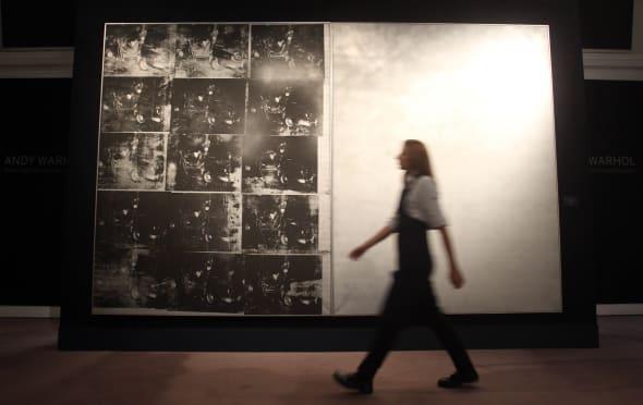 Sotheby's frieze week exhibition