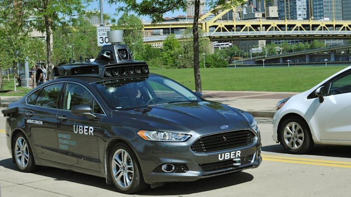 Uber-Self-Driving Car