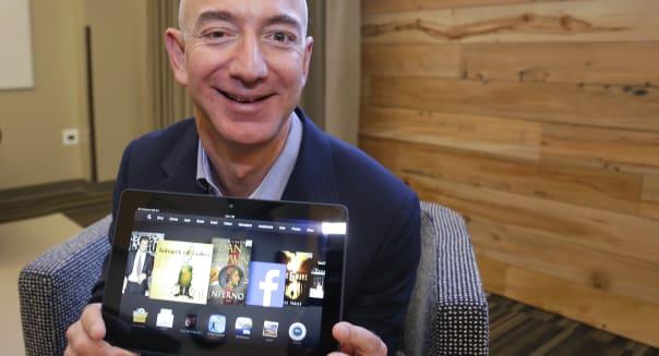 Easrns Amazon