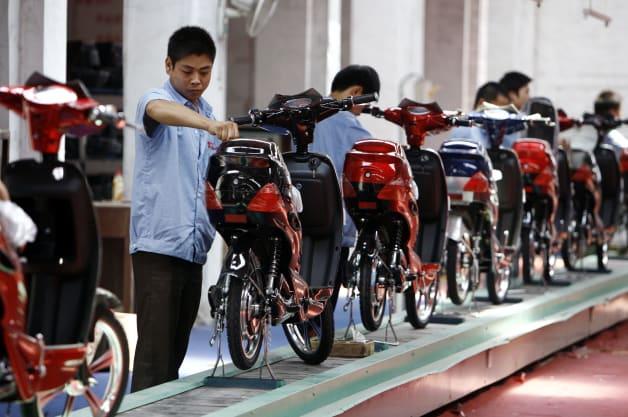 China Electric Bikes