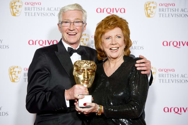 Arqiva British Academy Television Awards - Press Room - London