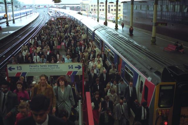 Transport - London Bridge Station