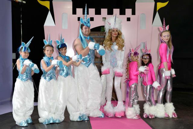 Katie Price's Pony Club Launch - London