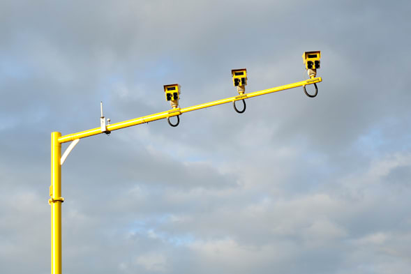 Speed Cameras - Stock